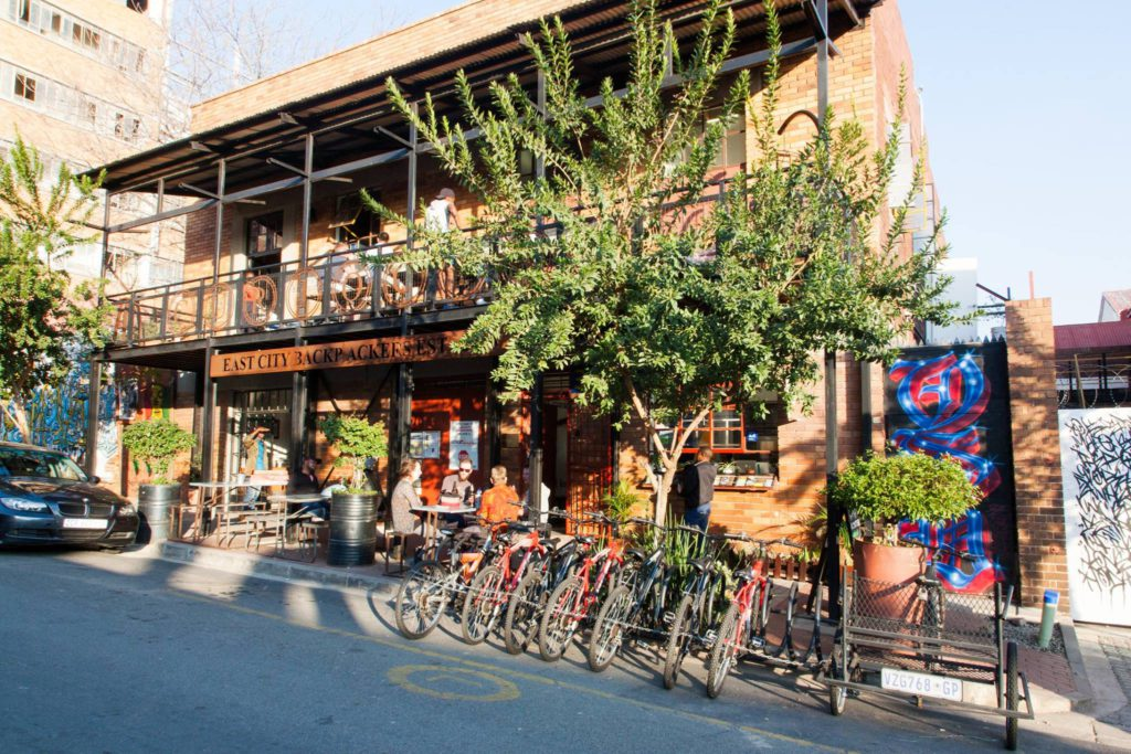 Curiocity Backpackers Johannesburg Bicycle South