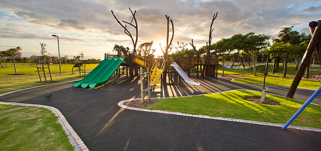 Green Point Park Bicycle South
